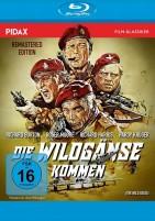 Die Wildgänse kommen - Pidax Film-Klassiker / Remastered Edition (Blu-ray)