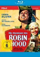 Die Abenteuer des Robin Hood - König der Vagabunden - Pidax Film-Klassiker (Blu-ray)