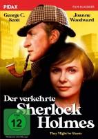 Der verkehrte Sherlock Holmes - Pidax Film-Klassiker (DVD)