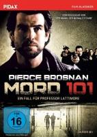 Mord 101 - Ein Fall für Professor Lattimore - Pidax Film-Klassiker (DVD)
