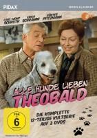 Alle Hunde lieben Theobald - Pidax Serien-Klassiker (DVD)