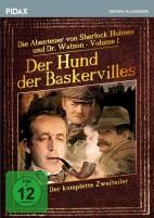 Sherlock Holmes - Der Hund der Baskervilles - Pidax Serien-Klassiker (DVD)