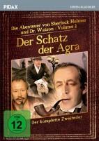 Sherlock Holmes - Der Schatz der Agra - Pidax Serien-Klassiker (DVD)