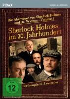 Sherlock Holmes im 20. Jahrhundert - Pidax Serien-Klassiker (DVD)