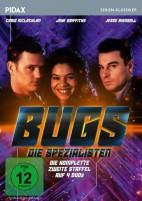Bugs - Die Spezialisten - Pidax Serien-Klassiker / Staffel 2 (DVD)