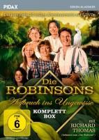 Die Robinsons - Aufbruch ins Ungewisse - Pidax Serien-Klassiker (DVD)