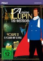 Arsène Lupin, der Meisterdieb - Pidax Animation  / Vol. 2 (DVD)