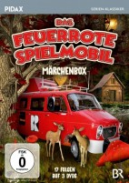 Das feuerrote Spielmobil - Pidax Serien-Klassiker / Märchenbox (DVD)