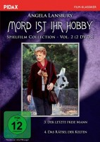 Mord ist ihr Hobby - Pidax Film-Klassiker / Spielfilm Collection / Vol. 2 (DVD)