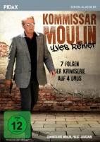 Kommissar Moulin - Pidax Serien-Klassiker / 7 Folgen (DVD)