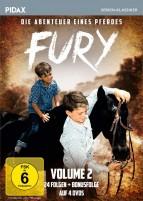 Fury - Die Abenteuer eines Pferdes - Pidax Serien-Klassiker / Vol. 2 (DVD)