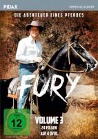 Fury - Die Abenteuer eines Pferdes - Pidax Serien-Klassiker / Vol. 3 (DVD)
