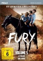 Fury - Die Abenteuer eines Pferdes - Pidax Serien-Klassiker / Vol. 5 (DVD)