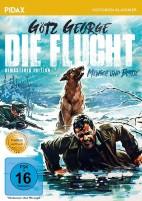 Die Flucht - Mensch und Bestie - Pidax Historien-Klassiker / Remastered Edition (DVD)
