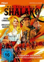 Man nennt mich Shalako - Pidax Western-Klassiker / Remastered Edition (DVD)