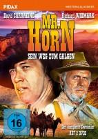 Mr. Horn - Sein Weg zum Galgen - Pidax Western-Klassiker (DVD)
