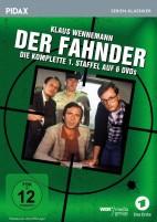 Der Fahnder - Pidax Serien-Klassiker / Staffel 1 (DVD)