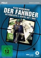 Der Fahnder - Pidax Serien-Klassiker / Staffel 2 (DVD)
