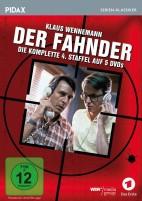 Der Fahnder - Pidax Serien-Klassiker / Staffel 4 (DVD)