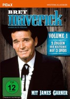 Bret Maverick - Pidax Western-Klassiker / Vol. 1 (DVD)