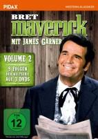 Bret Maverick - Pidax Western-Klassiker / Vol. 2 (DVD)