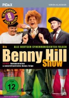 Die Benny Hill Show - Pidax Serien-Klassiker (DVD)