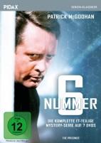 Nummer 6 - Pidax Serien-Klassiker (DVD)