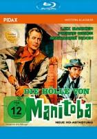 Die Hölle von Manitoba - Pidax Western-Klassiker (Blu-ray)