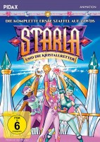 Starla und die Kristallretter - Pidax Animation  / Staffel 1 (DVD)