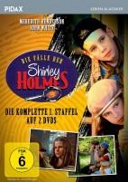 Die Fälle der Shirley Holmes - Pidax Serien-Klassiker / Staffel 1 (DVD)