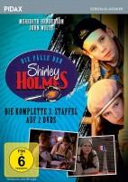 Die Fälle der Shirley Holmes - Pidax Serien-Klassiker / Staffel 3 (DVD)
