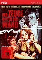 Der Zeuge hinter der Wand - Pidax Film-Klassiker (DVD)