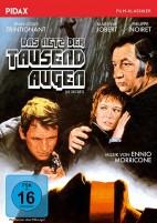 Das Netz der tausend Augen - Pidax Film-Klassiker (DVD)