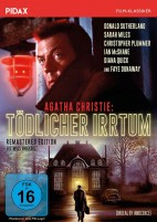 Agatha Christie: Tödlicher Irrtum - Pidax Film-Klassiker / Remastered Edition (DVD)