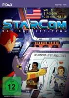 StarCom - Das Galaxis-Team - Pidax Animation  / Vol. 2 (DVD)