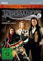 Renegade - Gnadenlose Jagd - Pidax Serien-Klassiker / Staffel 3 (DVD)