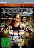 Renegade - Gnadenlose Jagd - Pidax Serien-Klassiker / Staffel 4 (DVD)