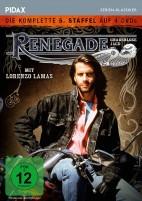 Renegade - Gnadenlose Jagd - Pidax Serien-Klassiker / Staffel 5 (DVD)