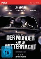 Der Mörder kam um Mitternacht - Pidax Film-Klassiker (DVD)