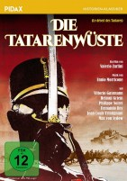 Die Tatarenwüste - Pidax Historien-Klassiker (DVD)