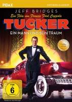 Tucker - Ein Mann und sein Traum - Pidax Historien-Klassiker (DVD)