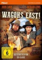 Wagons East! - Der Schrecken vom Rio Grande - Pidax Western-Klassiker (DVD)