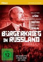 Bürgerkrieg in Russland - Pidax Historien-Klassiker (DVD)