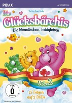 Die Glücksbärchis - Die himmlischen Teddybären - Pidax Animation / Vol. 2 (DVD)