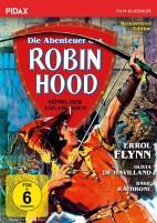 Die Abenteuer des Robin Hood - König der Vagabunden - Pidax Film-Klassiker / Remastered Edition (DVD)