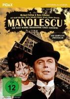 Manolescu - Die fast wahre Biographie eines Gauners - Pidax Historien-Klassiker (DVD)