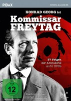 Kommissar Freytag - Pidax Serien-Klassiker (DVD)