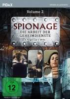 Spionage - Die Arbeit der Geheimdienste - Pidax Serien-Klassiker / Vol. 2 (DVD)