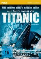 Die letzte Nacht der Titanic - Pidax Historien-Klassiker / Remastered Edition (DVD)