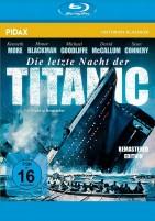 Die letzte Nacht der Titanic - Pidax Historien-Klassiker / Remastered Edition (Blu-ray)